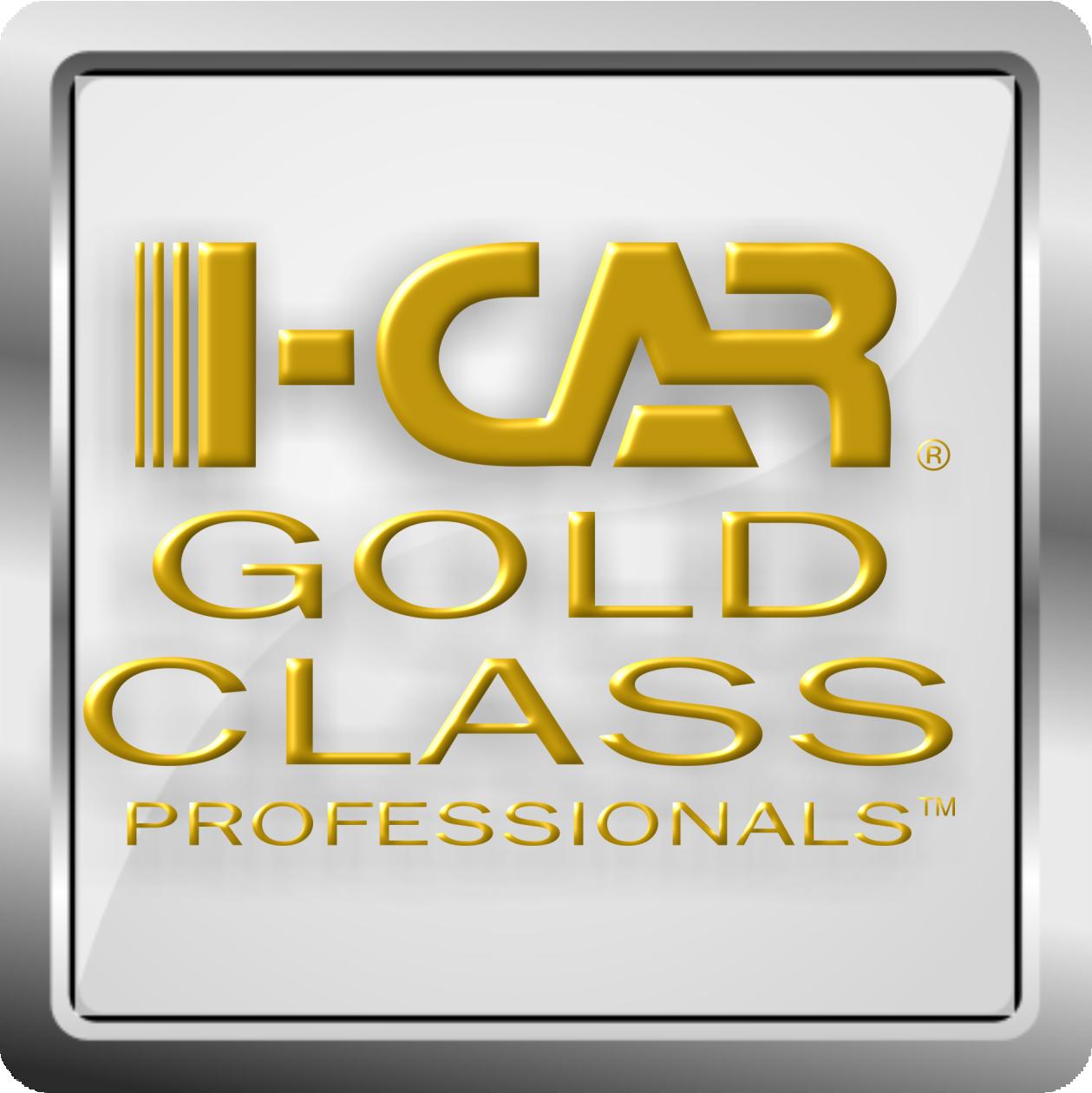 I-CAR Gold Certified Shop