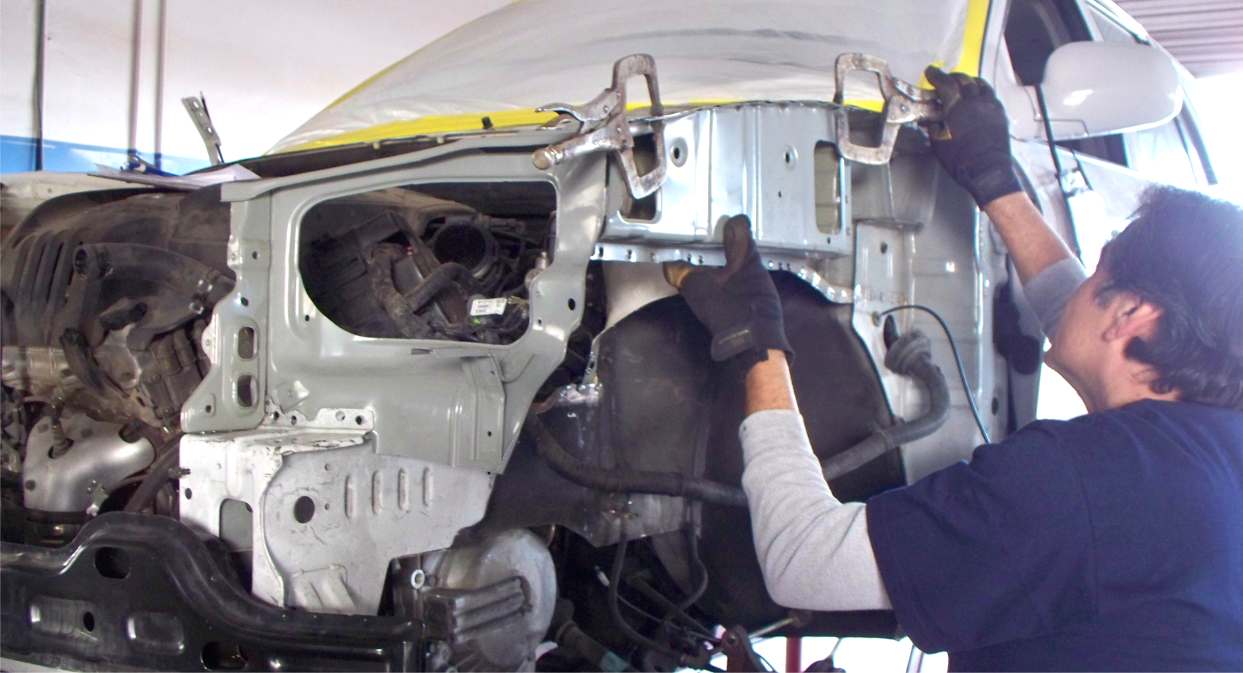 State-Of-The-Art Body Shop Body, Paint and Collision Repairs in Oxnard, Ventura, Thousand Oaks counties in California